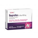 Tablety proti horečce a bolesti Ibuprofen Dr.Max