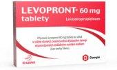 Tablety proti kašli Levopront Dompe Farmaceutici
