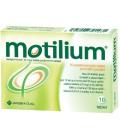 Tablety proti nadýmání a plynatosti Motilium