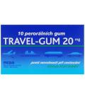 Tablety proti nevolnosti Travel Gum