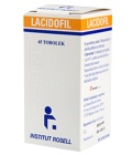 Tablety proti průjmu Lacidofil