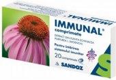 Tablety proti rýmě a nachlazení Immunal Sandoz