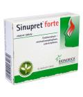 Tablety proti rýmě a nachlazení Sinupret forte