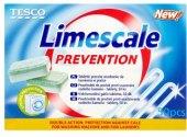 Tablety proti vodnímu kameni do pračky Tesco