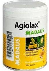 Tablety proti zácpě Agiolax