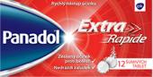 Šumivé tablety Extra Rapide Panadol
