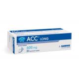 Šumivé tablety na vykašlávání Long ACC