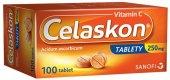 Tablety Vitamín C Celaskon