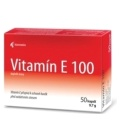 Tablety vitamin E 100 Noventis
