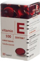 Tablety vitamin E 100 Zentiva