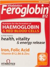 Tablety vitamínové Feroglobin