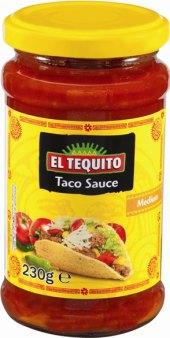 Omáčka Taco El Tequito