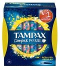 Tampony Compak Pearl Tampax