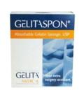 Tampony k zastavení krvácení GelitaSpon