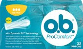 Tampony ProComfort O.B.