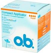 Tampony s aplikátorem O.B.