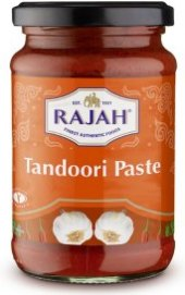 Tandoori pasta Rajah