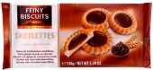Sušenky čokoládové Tartlettes Feiny Biscuits