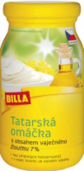 Tatarská omáčka Billa