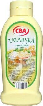 Tatarská omáčka CBA