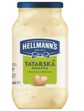 Tatarská omáčka Hellmann's