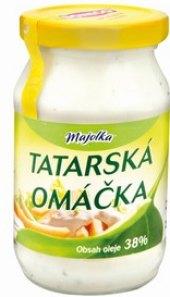 Tatarská omáčka Majolka