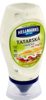Tatarská omáčka na bagety Hellmann's