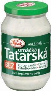 Tatarská omáčka Natur Spak