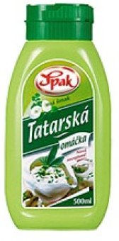 Tatarská omáčka Spak