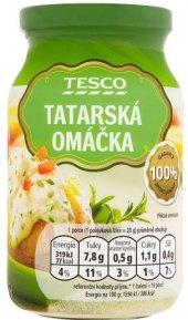 Tatarská omáčka Tesco