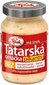 Tatarská omáčka pikantní Natur Spak