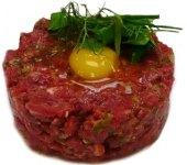 Biftek tatarský Duda