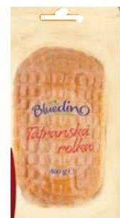 Sýr Tatranská rolka uzená Bluedino