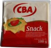 Sýr tavený plátky CBA