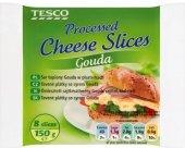 Sýr tavený plátky Tesco