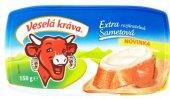 Tavený roztíratelný sýr Veselá kráva