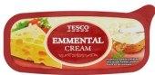 Sýr tavený Ementál Tesco