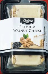Sýr tavený s vlašskými ořechy Deluxe