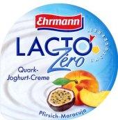 Dezert tvarohový bez laktózy Lacto Zero Ehrmann