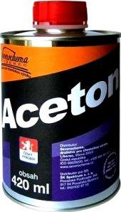 Technické rozpouštědlo Aceton Severochema