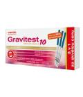 Těhotenský test Gravitest 10 Cemio