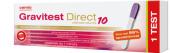 Těhotenský test Gravitest Direct 10 Cemio