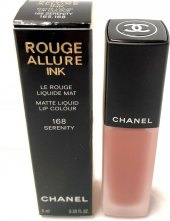 Tekutá rtěnka matná Rouge Allure Ink Chanel