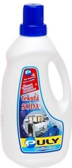 Čistič kuchyní Soda tekutá Puly