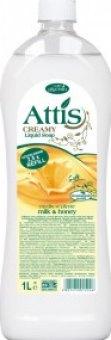 Tekuté mýdlo krémové Attis - náhradní náplň