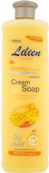 Tekuté mýdlo krémové Lilien - náhradní náplň