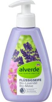 Tekuté mýdlo bio Alverde