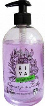 Tekuté mýdlo antibakteriální Riva