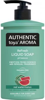 Tekuté mýdlo Authentic