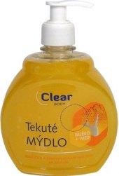 Tekuté mýdlo Clear
